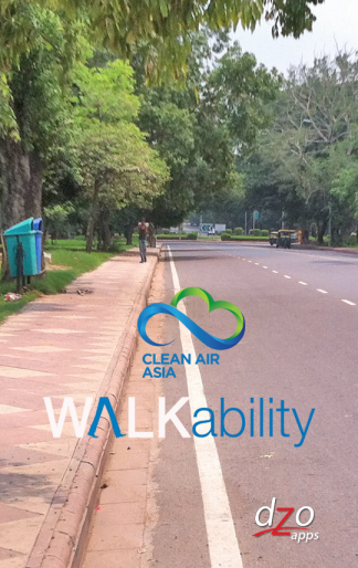 Walkability App a top 3 Urban App