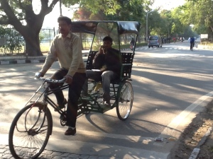 Campus Rickshaw