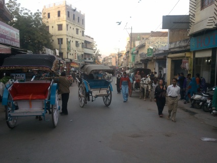 NMT on the streets of Ajmer